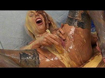 Sandie Interracial Videos