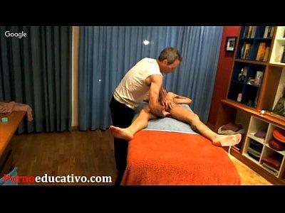 Esto es lo que siente una mujer cuando le dan un masaje erótico