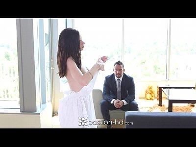 Passione-Hd - Sexy Bruna Hannah Hartman Prende Un Grosso Cazzo