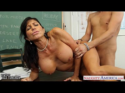 Milf teachers fuck high school student syren de mer - 3 part 7