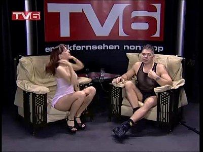 Blowjob On Live Tv