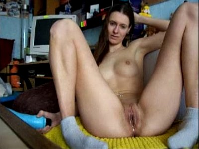 anorexic girls squirt solo