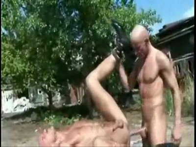 Sezo Gay Macho hunk with delicious cock fucks hard