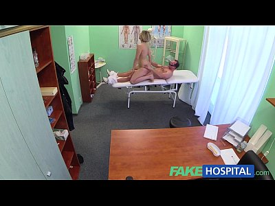 13 Min FakeHospital.com Horny MILF Seduced Into Fucking New Doctor