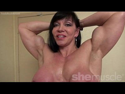 Fbb Nude Bodybuilding video: Fbb Lana