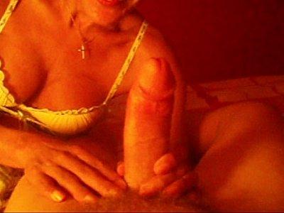 Deborah Bianchini trans sucking my young strai8 neighbor 20 yo