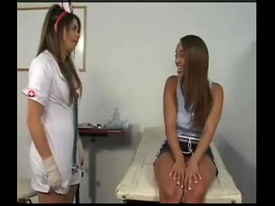 monet devine goes in for a pelvic exam