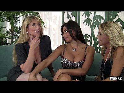 Women enjoying multiple sex partners
