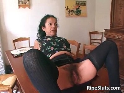 super horny mature