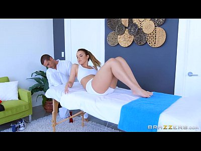 Brunette Cock Ass video: Brazzers - Dillion Harper is oiled up and ready to fuck