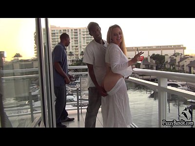Interracial Milf video: Behind the Scenes