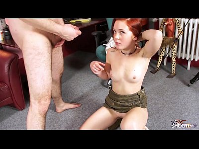 FakeShooting - Perfect young redhead with awesome body fucked on fake casting