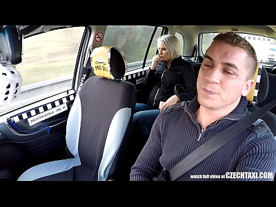 Blonde Blowjob Car video: Engaged Blonde Model Fucks for Lower Costs