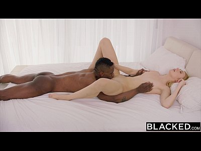 BLACKED Alexa Grace fucks BIGGEST BBC IN THE WO...