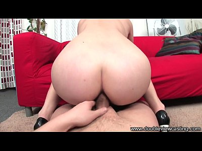 DOUBLEVIEWCASTING.COM - IVA ALLOWS TO FUCK HER CRACK (POV VIEW)