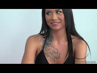 Bdsm Domination Ass video: Anal BDSM with Erika Bellucci