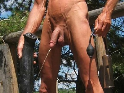 Dude Ass Fucked From Behind Outdoor