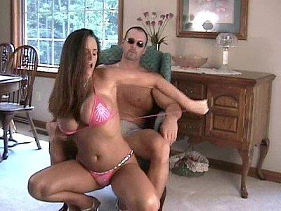 Latina lap dance porn