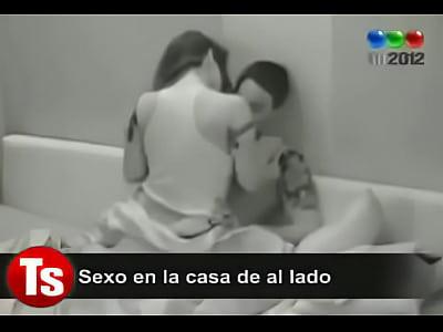 Gran hermano argentina sex brian marian