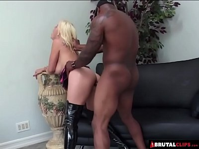 Anal Bbc Bigdick video: BrutalClips - Blondie Gets an Anal Punishment