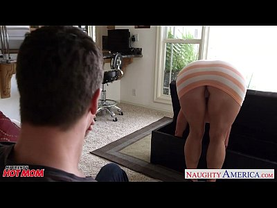Brunette Milf Fuck vid: Hot mom Kendra Lust take cock