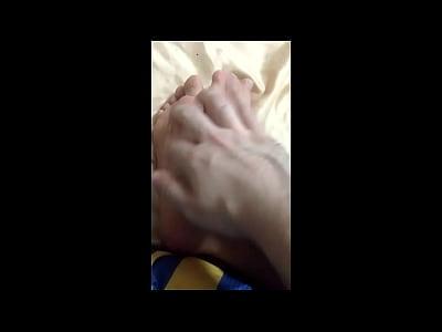 アジア女の子尻と足