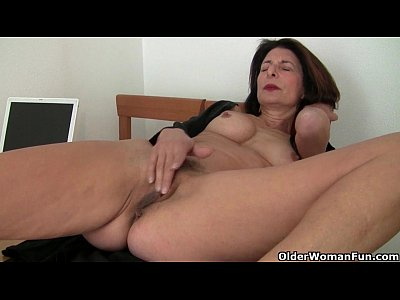 Massaging orgasm video
