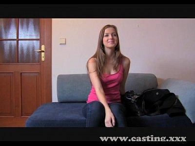 Casting Primo Tempo Creampie Innocente Studente