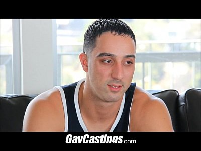 Seco Gay Gaycastings uncut guido takes cock for first time