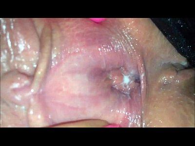 Horny Amateur MILF Vaginal Fingering