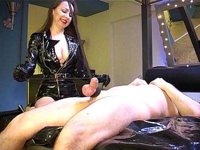 Humiliation video Orgasm