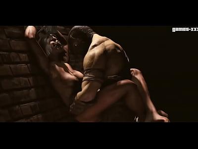 Mortal Kombat Porno Videolike