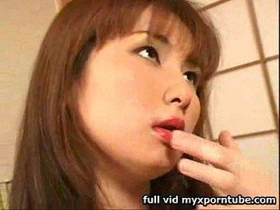 Big Boob Asian Girl BJ