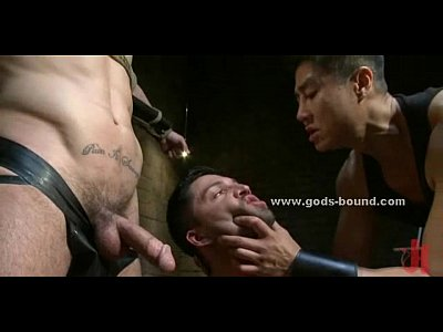 gay asian bondage master