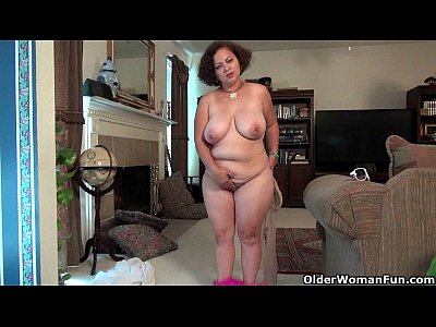 Bbwmilf Chubbymature Chubbymilf video: Voluptuous milf Marie Black needs sexual relief