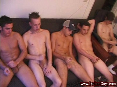 twink jerking off movie