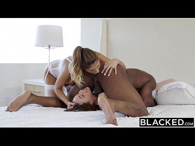 Nero-Donna-Abigail Mac Agosto Ames Amore Un Grosso Cazzo Nero