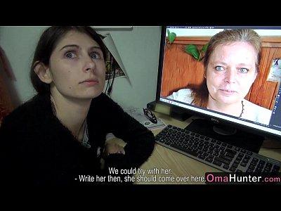 OmaHunter Teen girl hunt mature women for sex