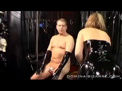 Fetish Mistress Domina video: michelle gummilustsklave1 trailer