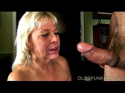 Sexy senior blowjobs