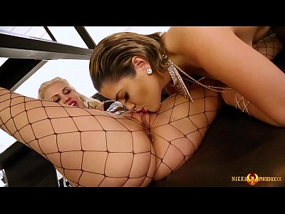 Toys Blonde Brunette video: Alix Loves Losing at Strip Poker so She Can Go Lesbian with Savana