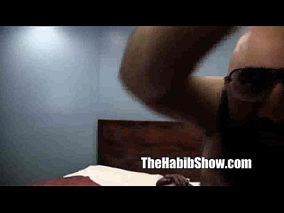 Hood Reality video: amateur hairy arab fucks thick black booty p3