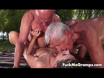 Are Old women threesome fuck films