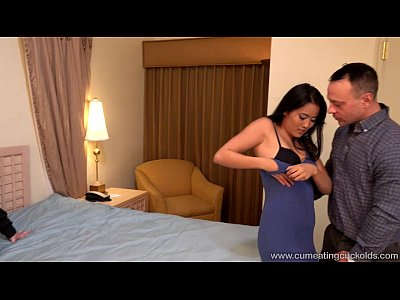 Angelina chung cheats on her cuckold hubby 5
