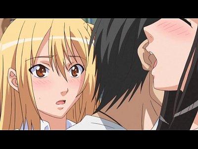 【エロアニメ】不思議な力を持つ男に痴漢され、下半身が疼いて仕方ない爆乳お姉さん。