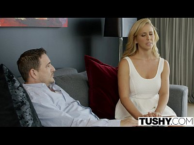 Tube Xxx tushy first anal for hot wife cherie deville