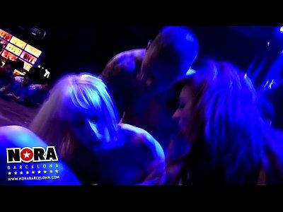 سرقة الديزل اللعين ، حفر نورا برشلونة ، بيانكا ريزا و كارولينا April