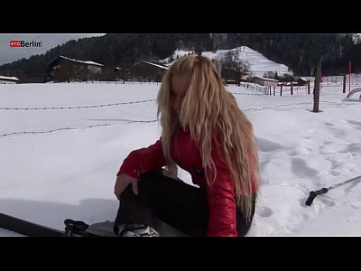 Eroberlin anna safina russian blond ski austria open public - 1 part 9