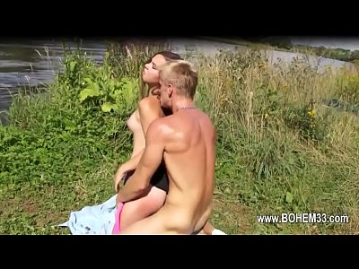 Real abused Lizi 18 teen girl in busty solo amateur hardcore free hot solo fucking herself pussy and waiting for oral sex with old and young boy who watched outdoor her perfect petite body and wants her sucking his