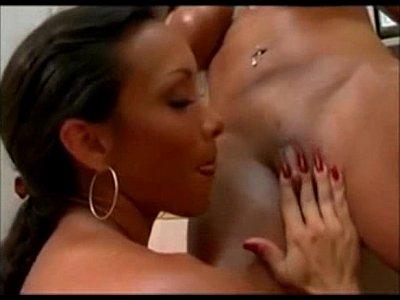 Busty pornstar keisha